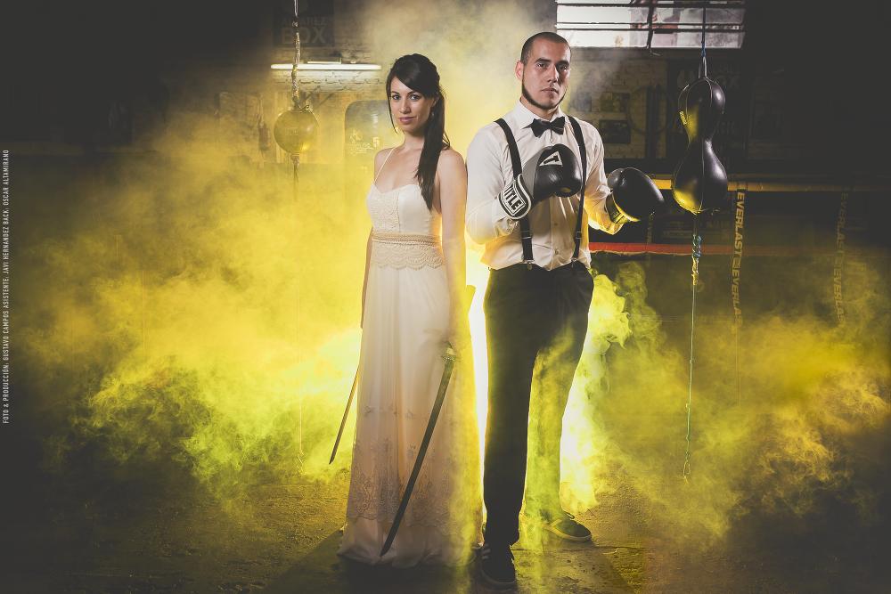 Gustavo Campos, fotografo de bodas, trash the dress, sesion de novios, sesión post boda, Gus Campos, boxing session, boxing bride, fotografo de casamiento en capital, fotografo buenos aires, alvarez boxing club, fotos de bodas diferentes
